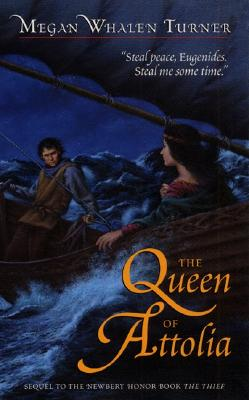 Image for Queen of Attolia, The