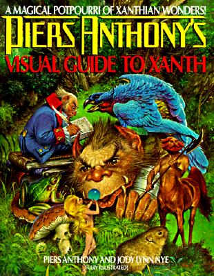 VISUAL GUIDE TO XANTH, ANTHONY, PIERS