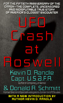 Image for UFO Crash at Roswell
