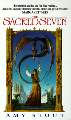The Sacred Seven (One Land Saga), AMY STOUT