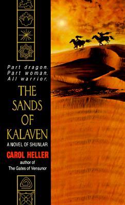 Image for The Sands of Kalaven (A Novel of Shunlar)