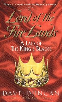 Image for Lord of the Fire Lands: A Tale of the King's Blades