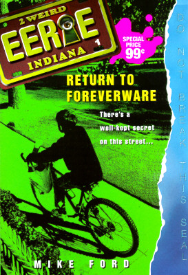 Image for Return to Foreverware (Eerie, Indiana)