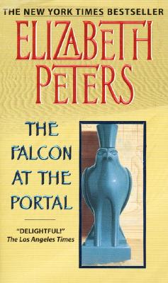 "Image for ""The Falcon at the Portal (Amelia Peabody, Book 11)"""