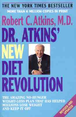 Image for Dr. Atkins' New Diet Revolution: Revised and Updated