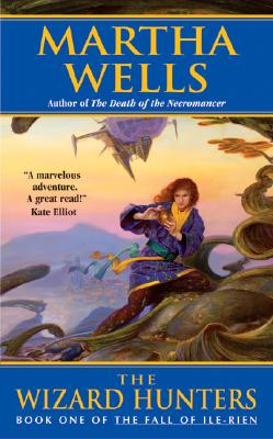 Image for The Wizard Hunters (The Fall of Ile-Rien, Book 1)