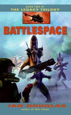 "Image for ""Battlespace (The Legacy Trilogy, Book 2)"""