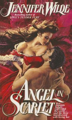 Image for Angel in Scarlet