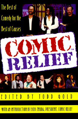 Image for Comic Relief : The Best of Comedy for the Best of Causes