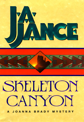 Skeleton Canyon, Jance, J.A.