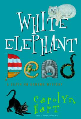 Image for White Elephant A Death On Demand Mystery