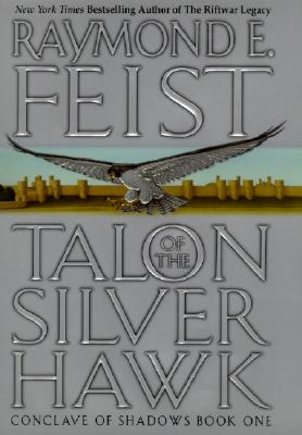 Image for Talon of the Silver Hawk (Conclave of Shadows, Book 1)
