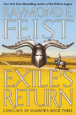 Image for Exile's Return (Conclave of Shadows, Book 3)