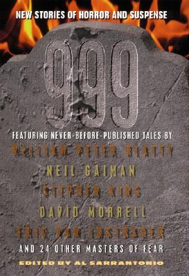 Image for 999: New Stories of Horror and Suspense