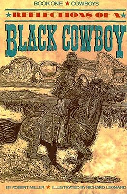 Image for Reflections of a Black Cowboy Book One: Cowboys