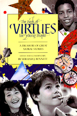 Image for The Book of Virtues for Young People: A Treasury of Great Moral Stories