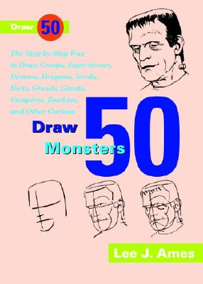 Image for Draw 50 Famous Cartoons