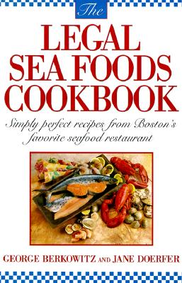 Image for The Legal Sea Foods Cookbook