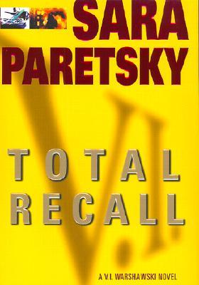 Image for Total Recall (A V.I. Warshawski Novel)