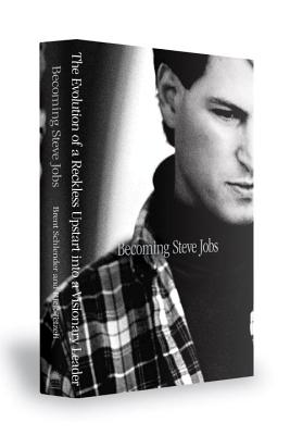 Image for BECOMING STEVE JOBS
