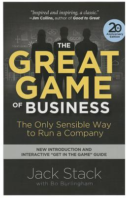 Image for The Great Game of Business, Expanded and Updated: The Only Sensible Way to Run a Company