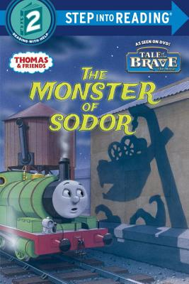 Image for The Monster of Sodor (Thomas & Friends) (Step into Reading)