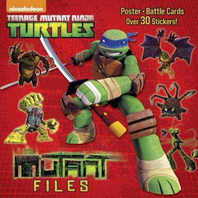 The Mutant Files (Teenage Mutant Ninja Turtles) (Super Deluxe Pictureback), Random House