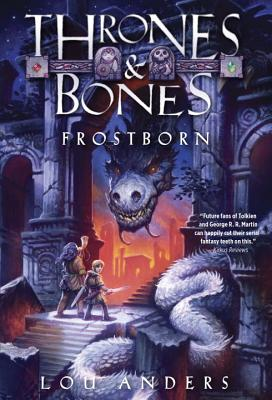 Image for Frostborn (Thrones and Bones)