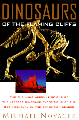 Image for Dinosaurs of the Flaming Cliffs