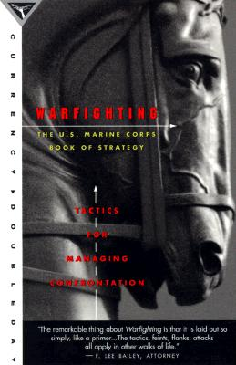 Image for Warfighting : The U. S. Marine Corps Book on Strategy