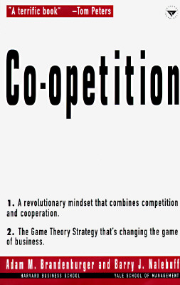 Co-Opetition, Brandenburger, Adam M.; Nalebuff, Barry J.