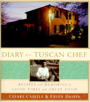 Image for DIARY OF A TUSCAN CHEF