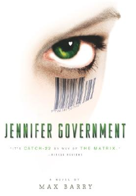 Image for JENNIFER GOVERNMENT