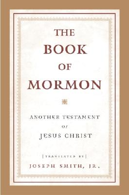 Image for The Book of Mormon: Another Testament of Jesus Christ