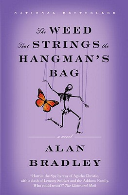 The Weed That Strings the Hangman's Bag, Bradley, Alan