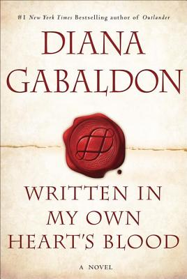 Image for Written in My Own Heart's Blood (Outlander)