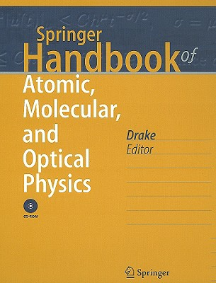Image for Springer Handbook of Atomic, Molecular, and Optical Physics (Springer Handbooks)