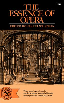 Image for The Essence of Opera