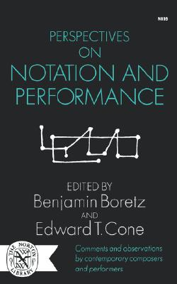 Image for Perspectives on Notation and Performance (The Perspectives of new music series)