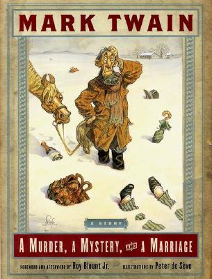Image for MARK TWAIN A MURDER, A MYSTERY, AND A MARRIAGE