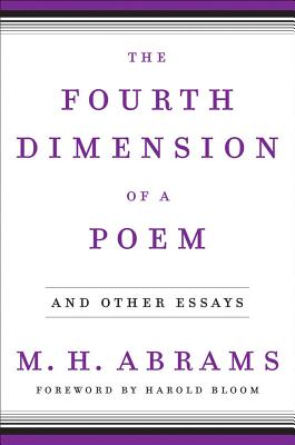 Image for Fourth Dimension of a Poem: and Other Essays