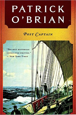 Image for Post Captain (Aubrey/Maturin)