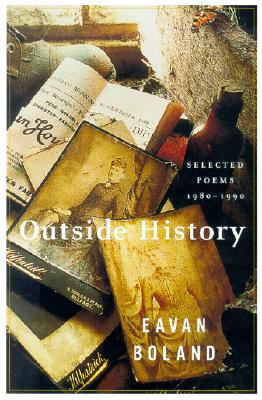 Image for Outside History: Selected Poems, 1980-1990