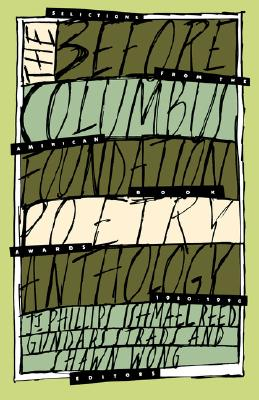 """""""The Before Columbus Foundation Poetry Anthology: Selections from the American Book Awards, 1980-1990"""", """"Foundation, Before Columbus"""""""