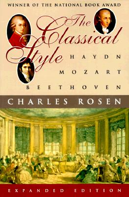 CLASSICAL STYLE, CHARLES ROSEN