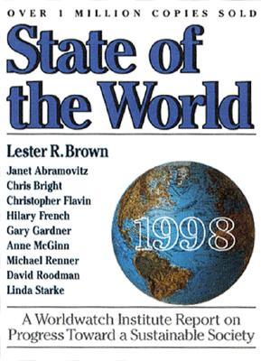 Image for STATE OF THE WORLD 1998