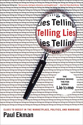Image for Telling Lies: Clues to Deceit in the Marketplace, Politics, and Marriage