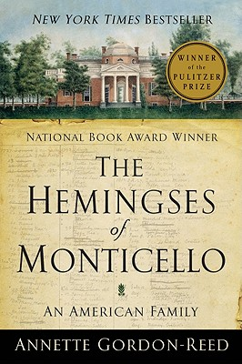 Image for The Hemingses of Monticello: An American Family
