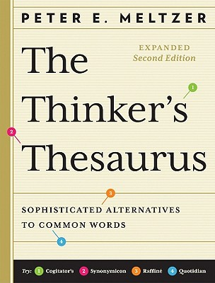 Image for Thinker's Thesaurus: Sophisticated Alternatives to Common Words (Expanded Second