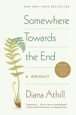 Somewhere towards the end, Athill, Diana
